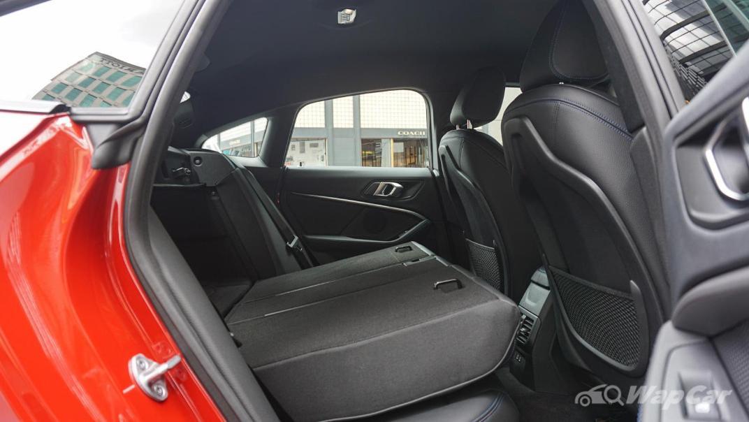 2020 BMW 2 Series 218i Gran Coupe Interior 081