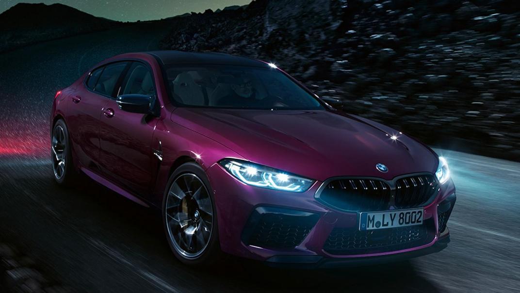 2020 BMW M850i xDrive Gran Coupe Exterior 014