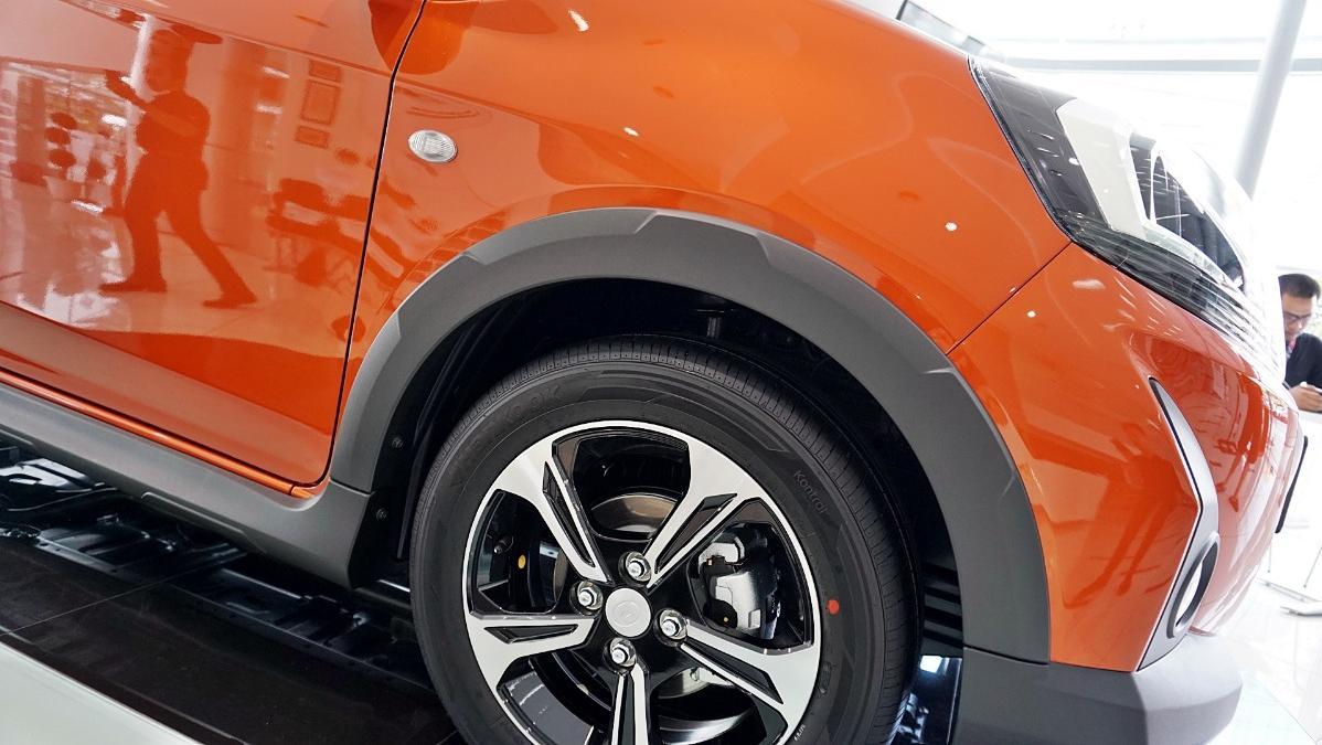 2019 Perodua Axia Style 1.0 AT Exterior 055