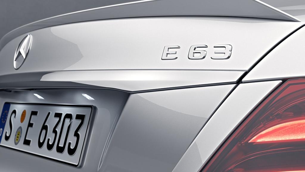 Mercedes-Benz AMG E-Class (2019) Exterior 007