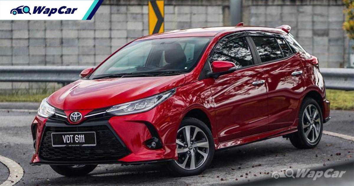 Toyota Yaris dan Toyota Vios dominasi pasaran segmen B bantu penjualan Toyota bulan Oktober! 01