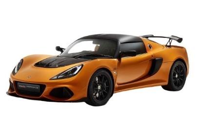 2015 Lotus Exige Roadster Premium Pack Manual
