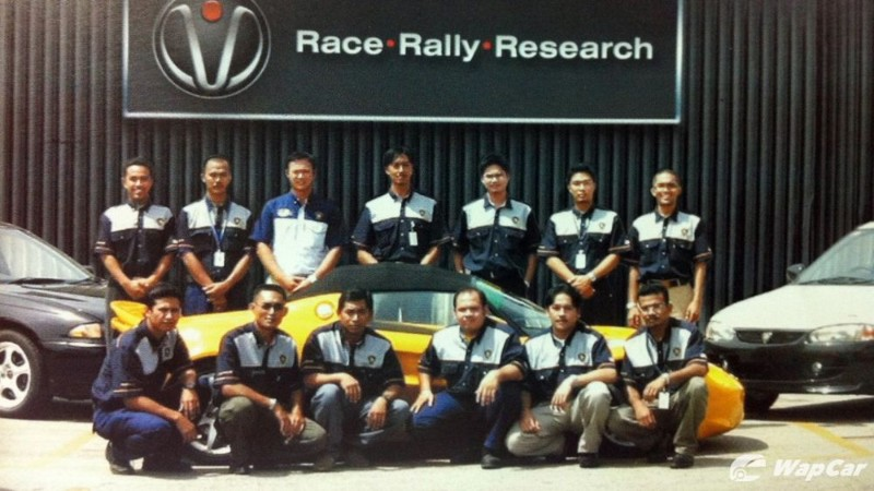 2004 Proton Satria R3 1.8, Race Rally Research's first-ever star 02