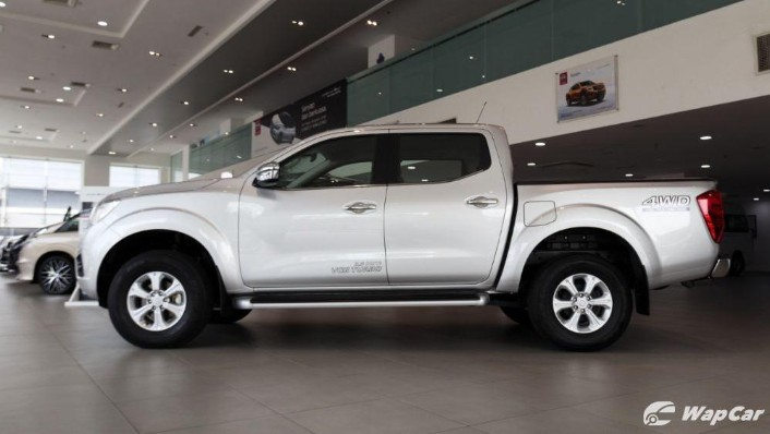 2018 Nissan Navara Single Cab 2.5 (M) Exterior 003