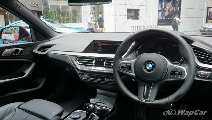 2020 BMW 2 Series 218i Gran Coupe Interior 006