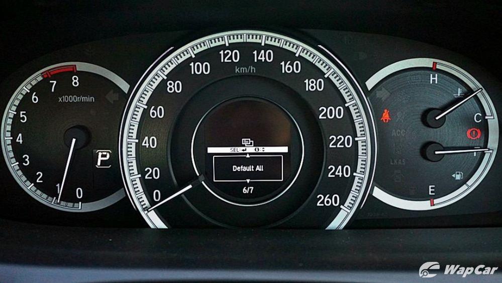 2018 Honda Accord 2.4 VTi-L Advance Interior 027