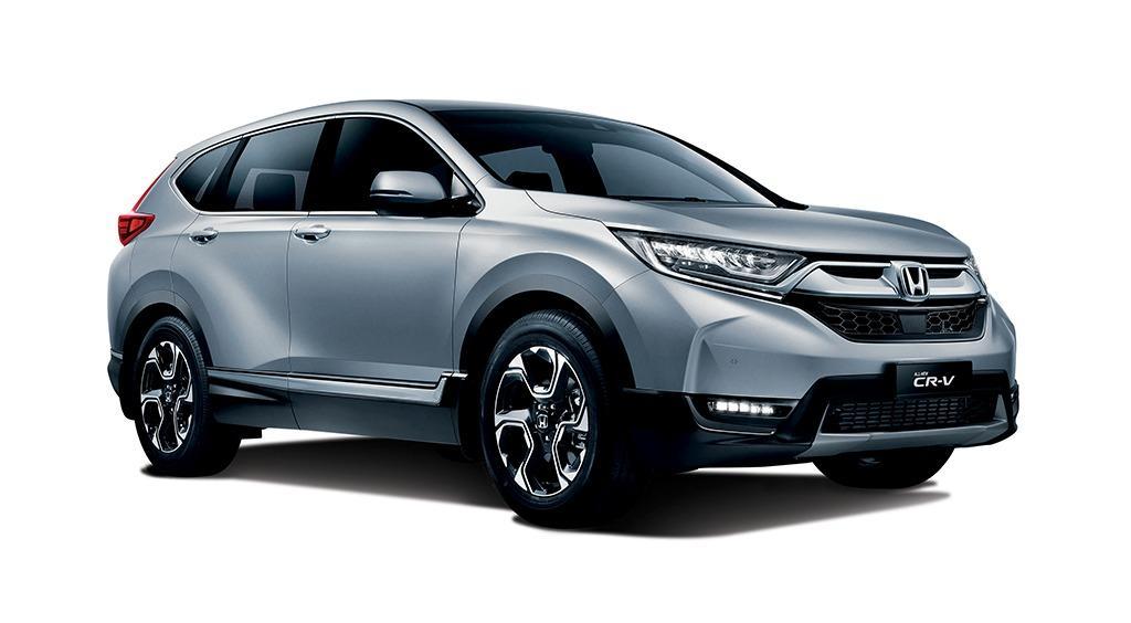 Honda CR-V review, a pure and simple good car 01