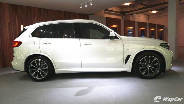 2020 BMW X5 xDrive45e M Sport  Exterior 004