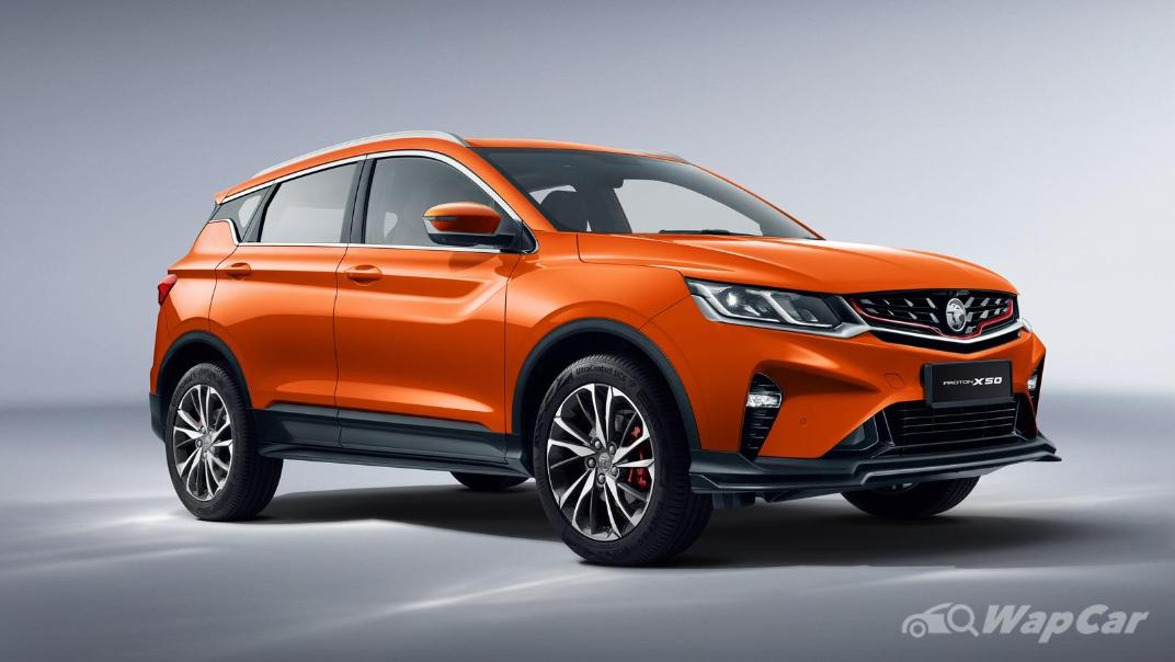 Proton X50 (2020) Others 007