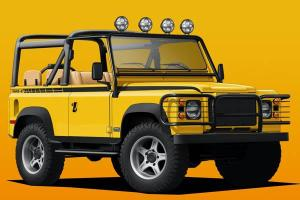 30 limited edition Land Rover Defender EVs to be sold, 322 km range and 324 PS