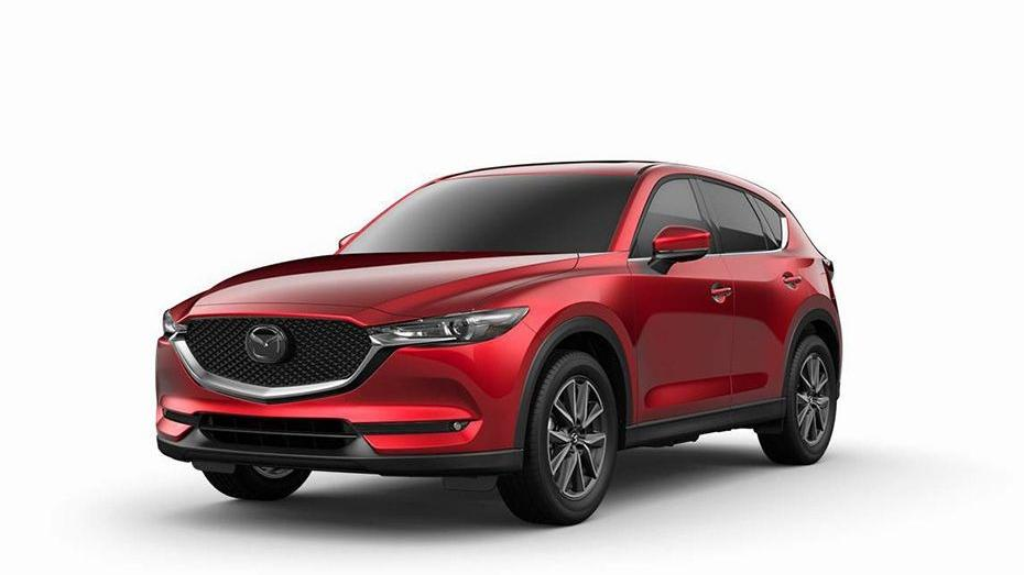 Mazda CX-5 (2018) Others 008