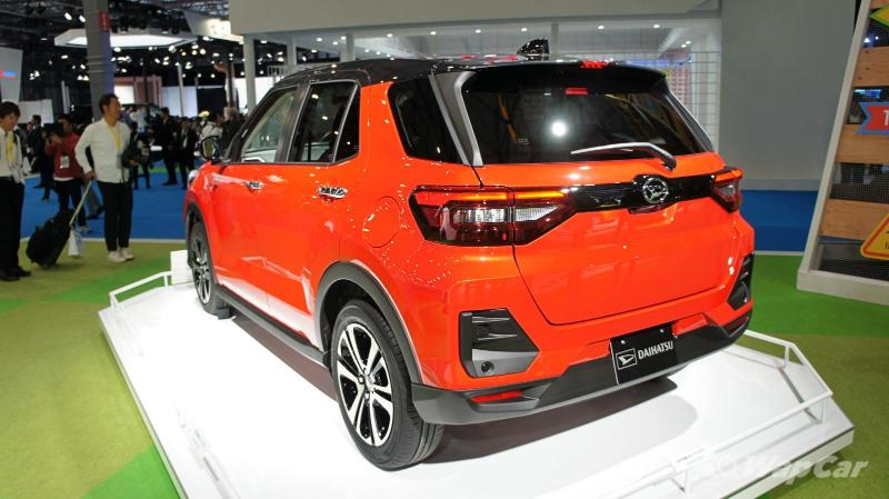 2021 Perodua D55L to be launched soon, when and how much? What will it be named? 02
