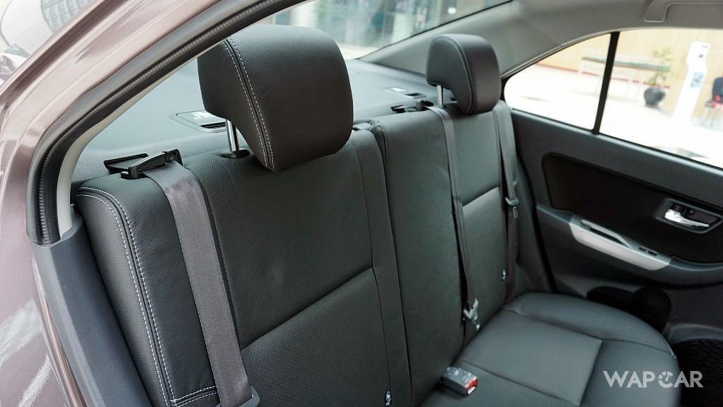 Perodua Bezza (2018) Interior 033