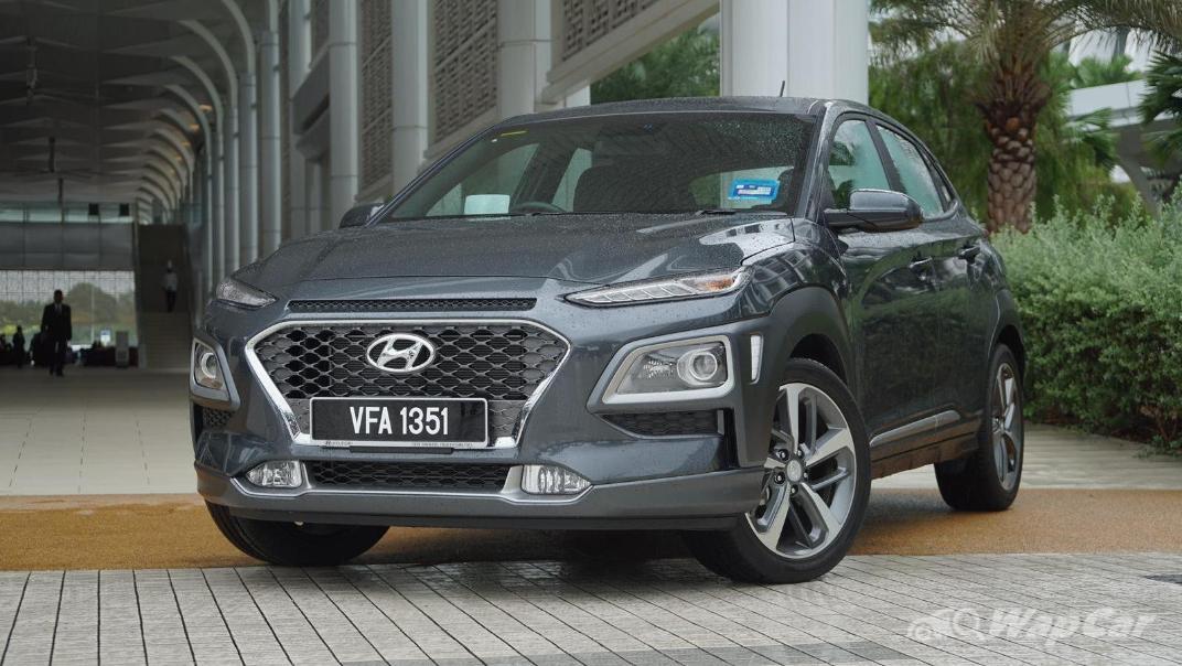 2020 Hyundai Kona 2.0 Standard Exterior 001