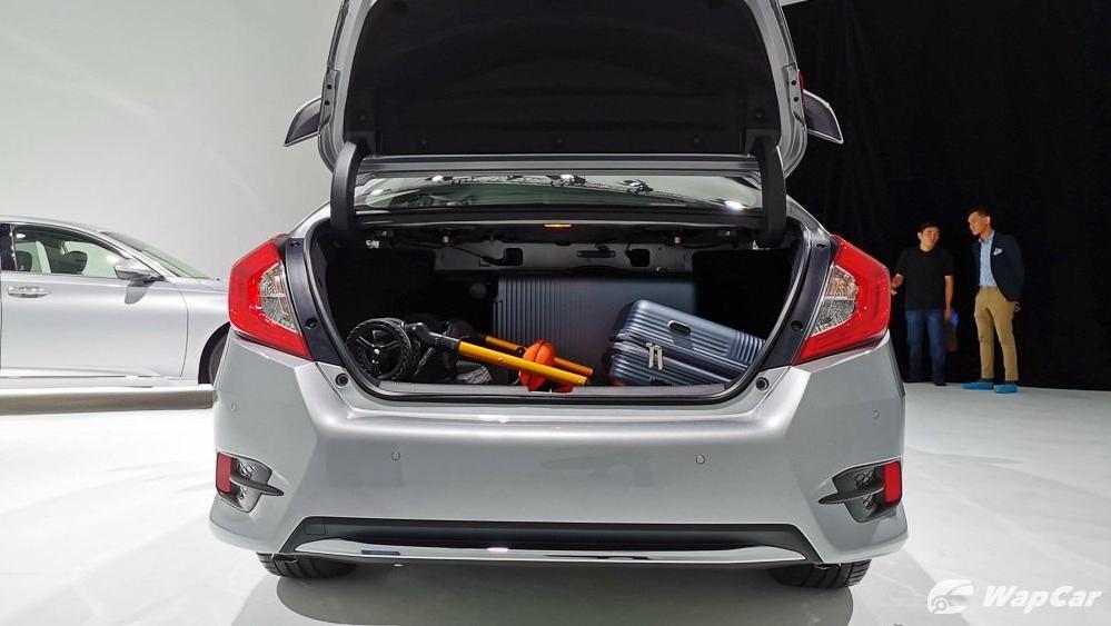 2020 Honda Civic 1.5 TC Premium Exterior 063
