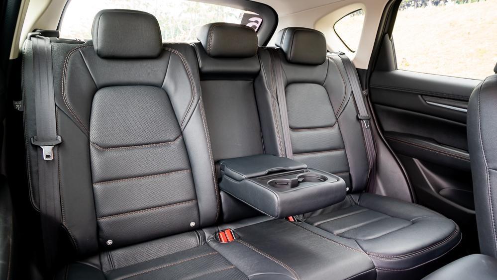2019 Mazda CX-5 2.5L TURBO Interior 046