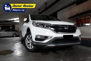 Owner Review: My Honda CR-V - Is replacing an MPV with an SUV a good idea?