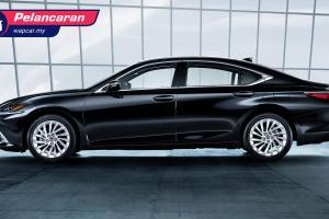 Lexus ES 250 2021 Limited Edition dilancarkan - trim kayu bambu, bermula RM 327k