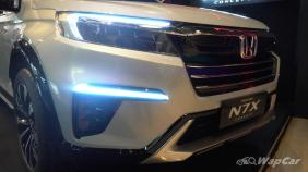 2021 Honda BR-V Upcoming Version Exterior 014