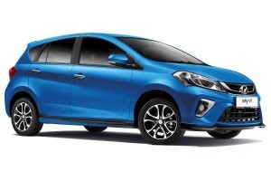 2020 Perodua Myvi specs updated! New Electric Blue and A.S.A 2.0