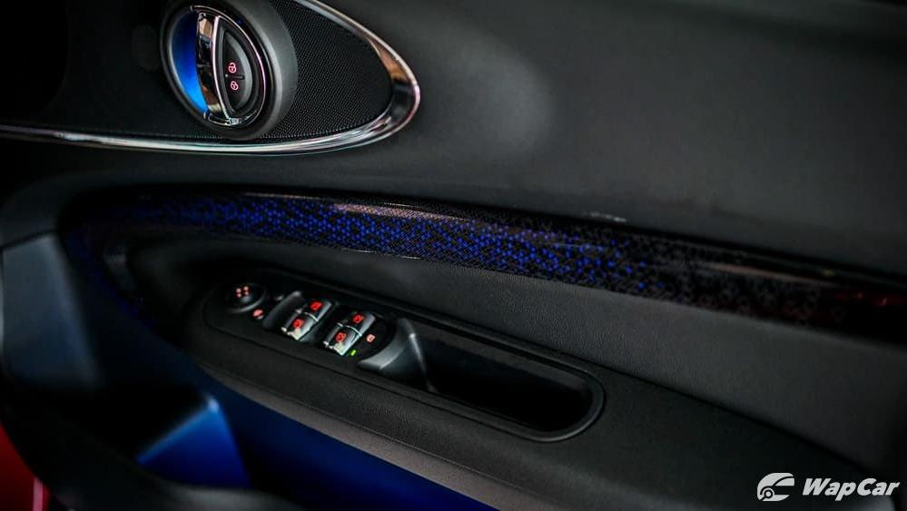2019 MINI Clubman Interior 008