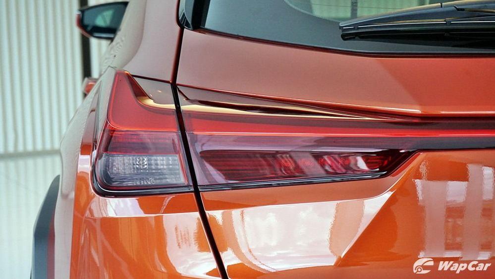 2020 Lexus UX 200 Urban Exterior 016