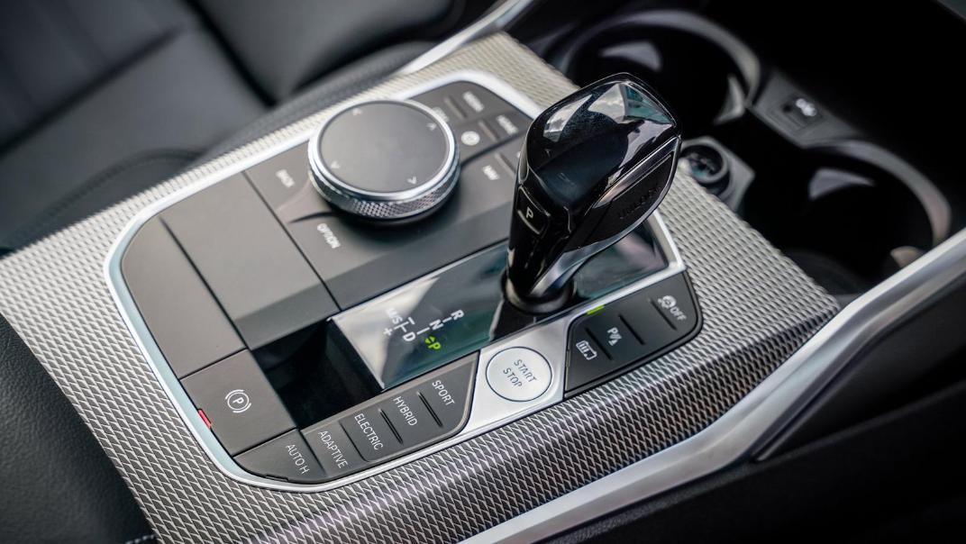 2020 BMW 3 Series 330e Interior 007