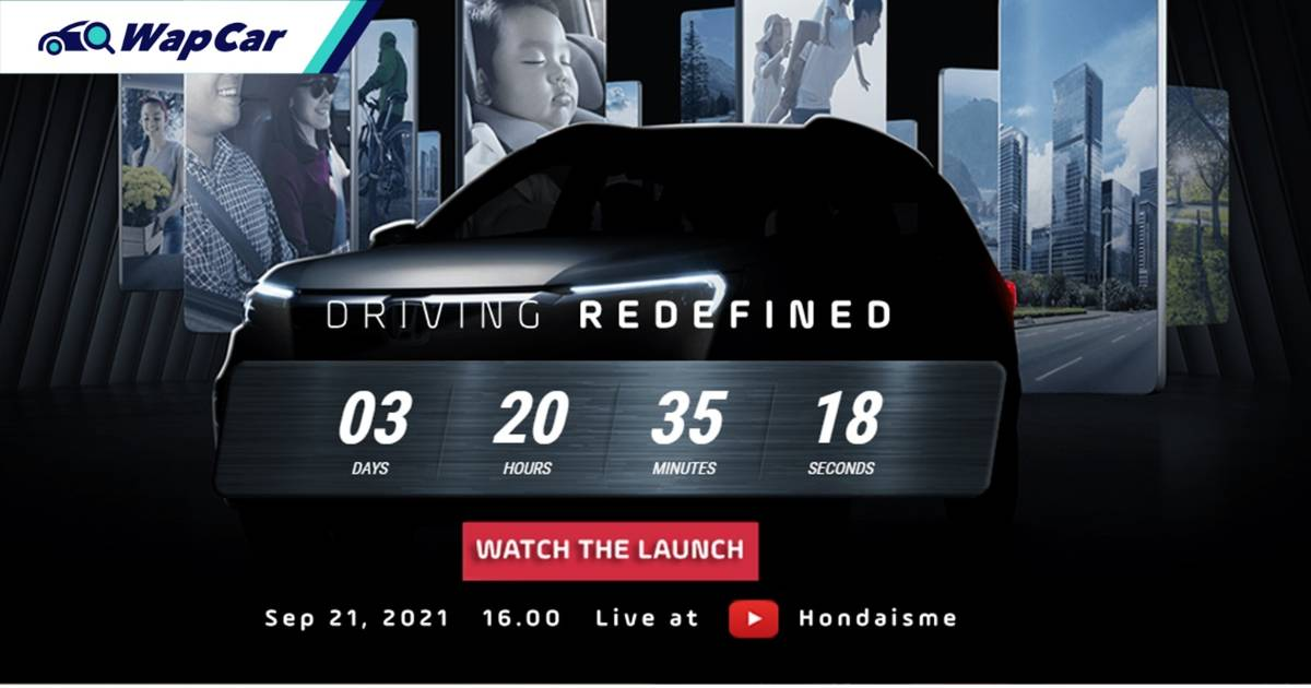 Save the date, all-new 2022 Honda BR-V to debut next week 01
