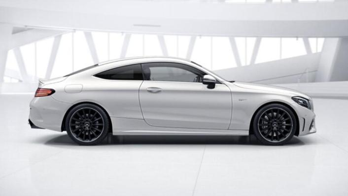 2018 Mercedes-Benz AMG C-Class Coupe AMG C 43 4MATIC Exterior 005