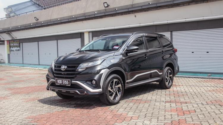 Toyota Rush 2020 Price In Malaysia From Rm88 314 Reviews Specs Wapcar My