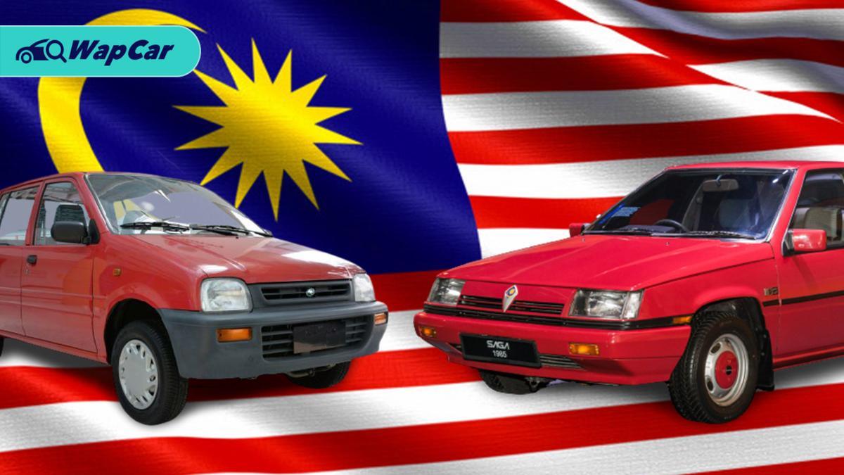 Perodua Kancil vs Proton Saga – Which is the original Malaysian people's car? 01