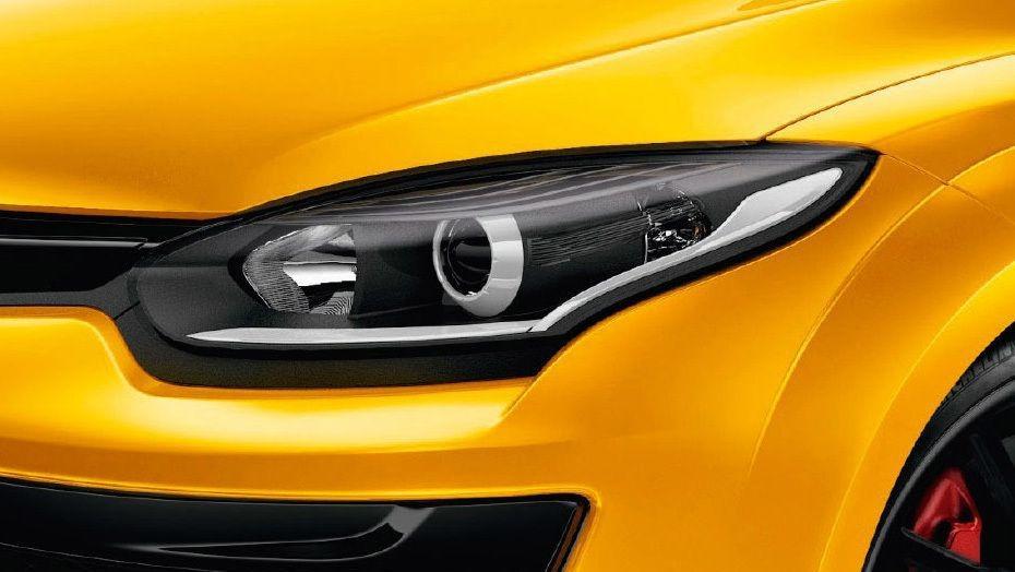 Renault Megane RS  Public (2015) Exterior 007