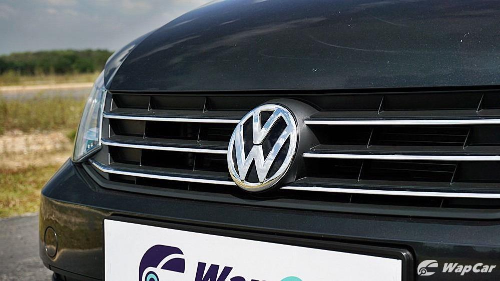 2018 Volkswagen Vento 1.2TSI Highline Exterior 022