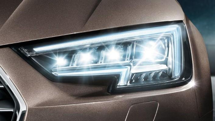 Audi A4 (2019) Exterior 008