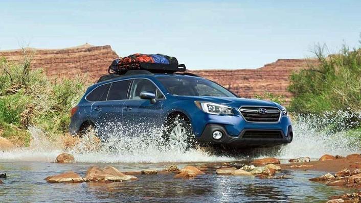 Subaru Outback (2018) Exterior 006
