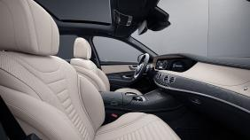 2019 Mercedes-Benz S 560 e Exclusive Exterior 004