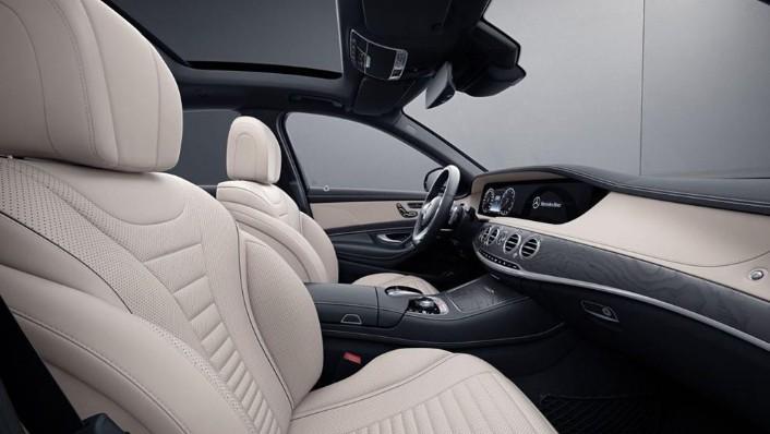 2019 Mercedes-Benz S 560 e Exclusive Interior 004