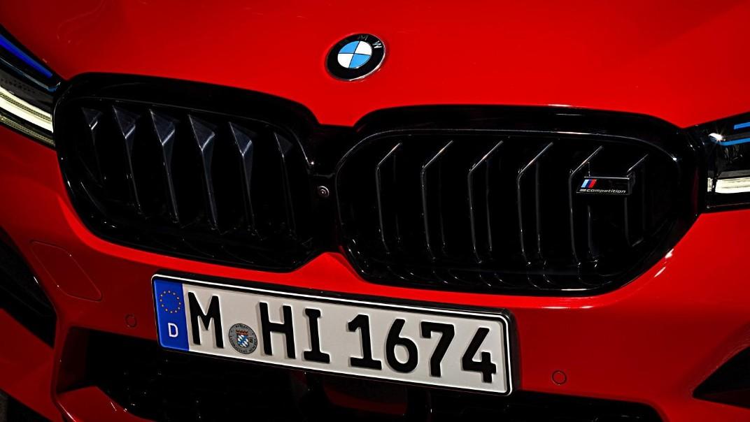 2020 BMW M5 Exterior 045
