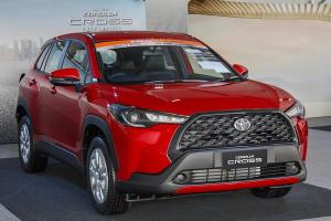 Toyota Corolla Cross is heading to Japan in Q3 2021, to rival Honda HR-V