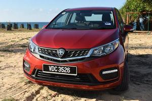 Pros and Cons: Proton Persona – Punchy handling, punched out CVT