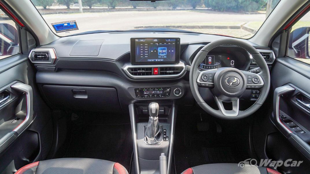 2021 Perodua Ativa 1.0L Turbo AV Special Metallic Interior 001