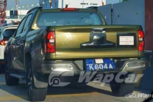 Intipan: Peugeot Landtrek 2020 trak pikap di Malaysia, akan dijual disini?