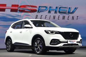 MG HS outsold Honda CR-V in Thailand, capturing 30% market share in 2020!