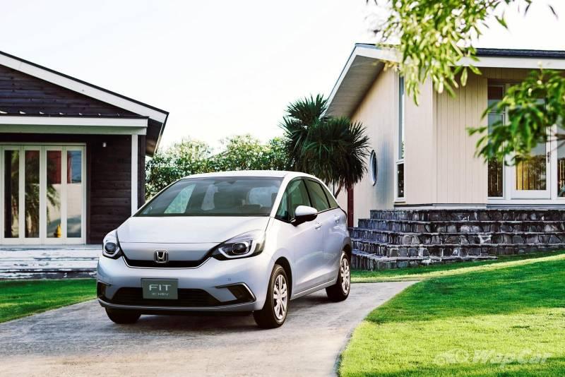 Singapore set to debut all-new 2021 Honda Jazz – 1.5L DOHC, 1.5L e:HEV, 3 variants 02