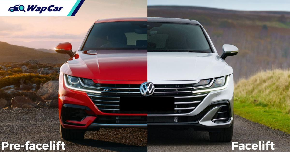 Coming to Malaysia: Old vs New - VW Arteon, new is always better, right? 01