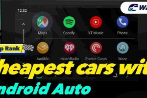 A new car with Android Auto from just RM50k? Here's the list of the cheapest cars with it