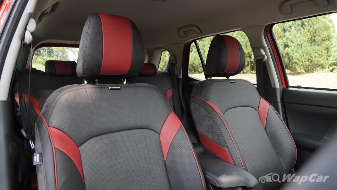 2021 Perodua Ativa 1.0L Turbo AV Special Metallic Interior 044