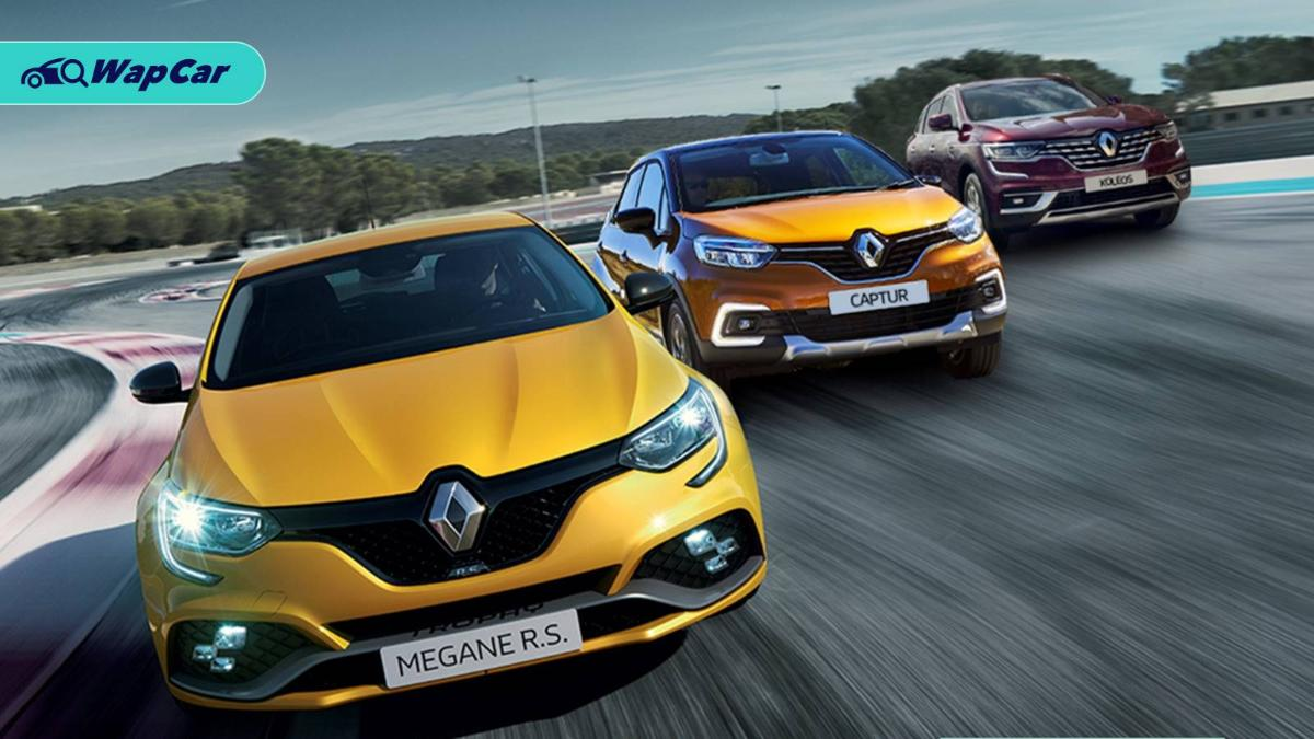 Renault Subscription plan turns one - named Malaysia's Car Subscription Company of the Year 2020! 01