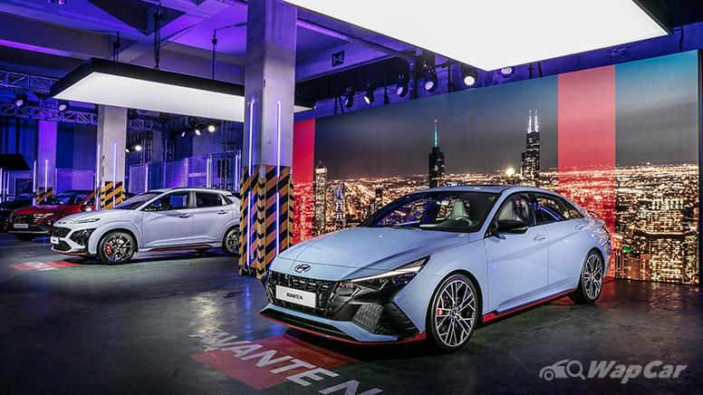 Priced from RM 117k in Korea, 2021 Hyundai Elantra N debuts with 6MT, 280 PS/392 Nm 02
