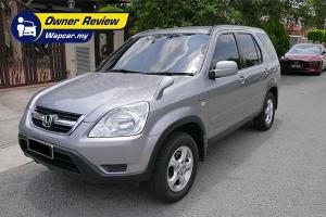 Owner Review: 2005 Honda CR-V - The classic hero car on TV
